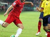0-1. Juan Fernando Quintero impulsa Colombia