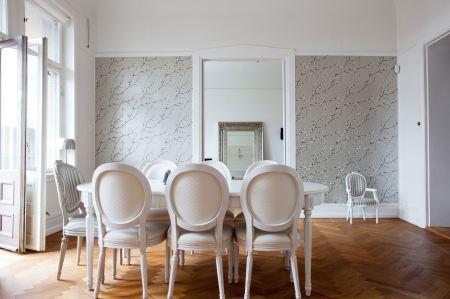 Los detalles de una decoraci n elegante paperblog for Sillas barrocas modernas