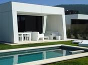 Nuevas imágenes viviendas gemelas a-cero tech mallorca