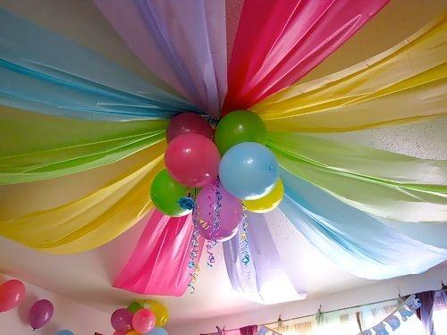 Party Plastic Tablecloth Decoration