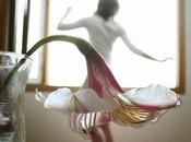 Miércoles mudo Vestidos flor