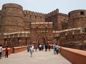 fuerte rojo Agra, India