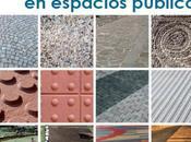 Guía para utilización pavimentos espacios públicos