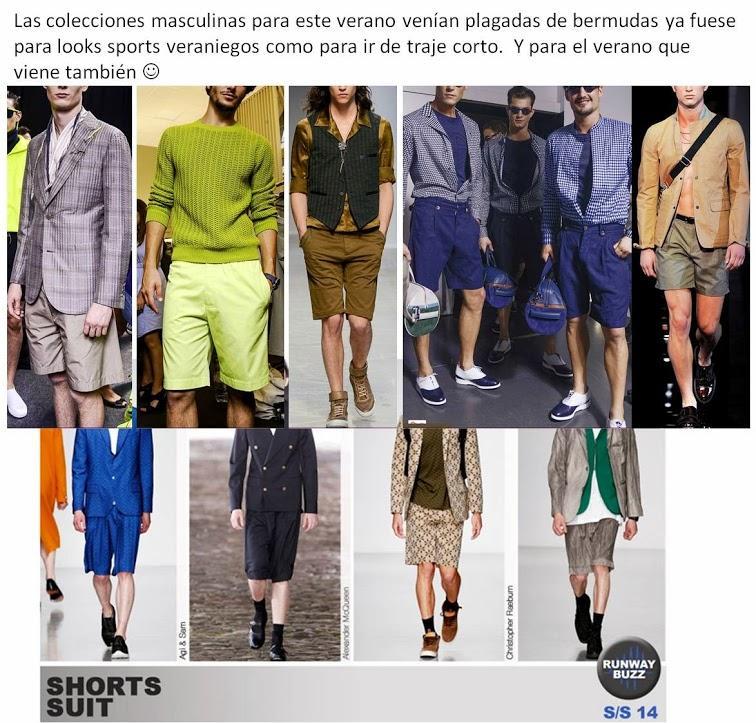 0a54c1aab7 ... para el verano. Tu Guía de Pantalones Cortos