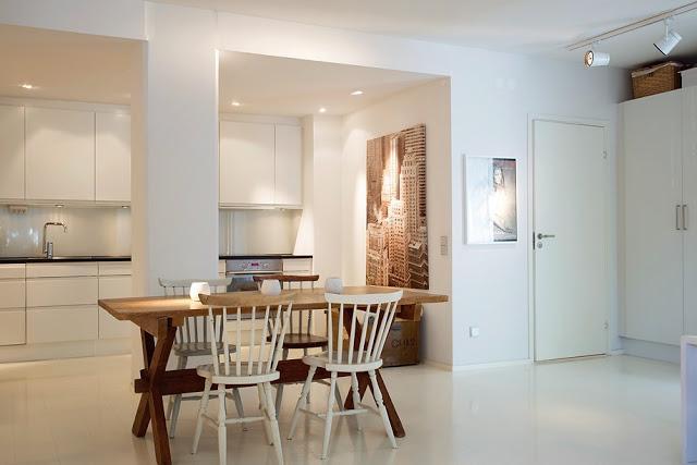 Un piso con muebles de palets paperblog for Muebles low cost online