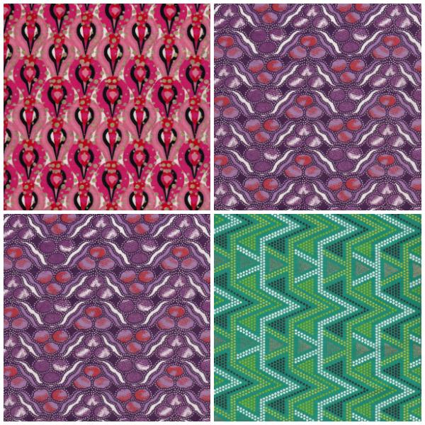 Da viva moda africana paperblog - Telas africanas barcelona ...