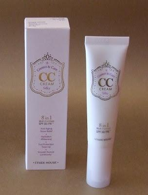 "CC Cream ""Silky"" de ETUDE HOUSE en BERRY CUTE (From Asia With Love)"
