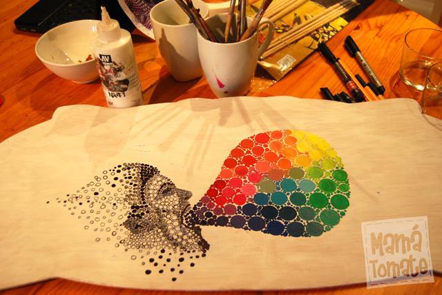 Los niños y las artes plásticas (I) - Paperblog