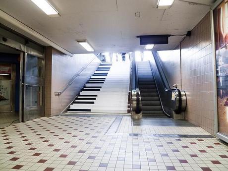 (Vídeo) las escaleras de piano, un exitoso ejemplo de la intervención conductual