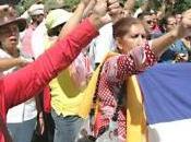 Marchan hondureños cuarto aniversario golpe Estado