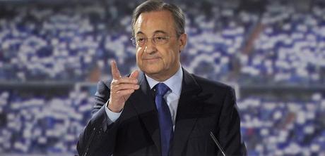 Real Madrid - Florentino Pérez