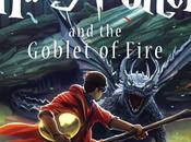 Portada Revelada: Harry Potter Cáliz Fuego
