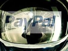 PayPal espacio