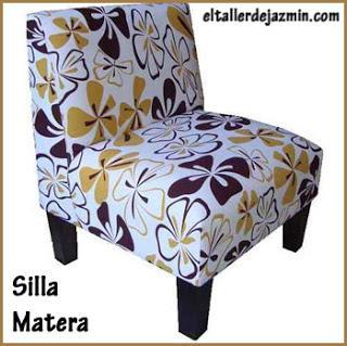 Consejos para tapizar paperblog - Tela para tapizar sillas de comedor ...