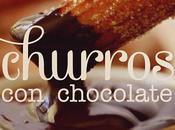 Video Receta: CHURROS chocolate