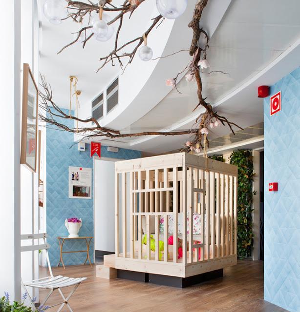 Decoraci n de interior con notas de exterior casa decor - Casas decoracion exterior ...