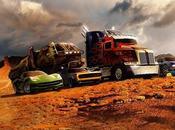 Vídeos rodaje 'Transformers