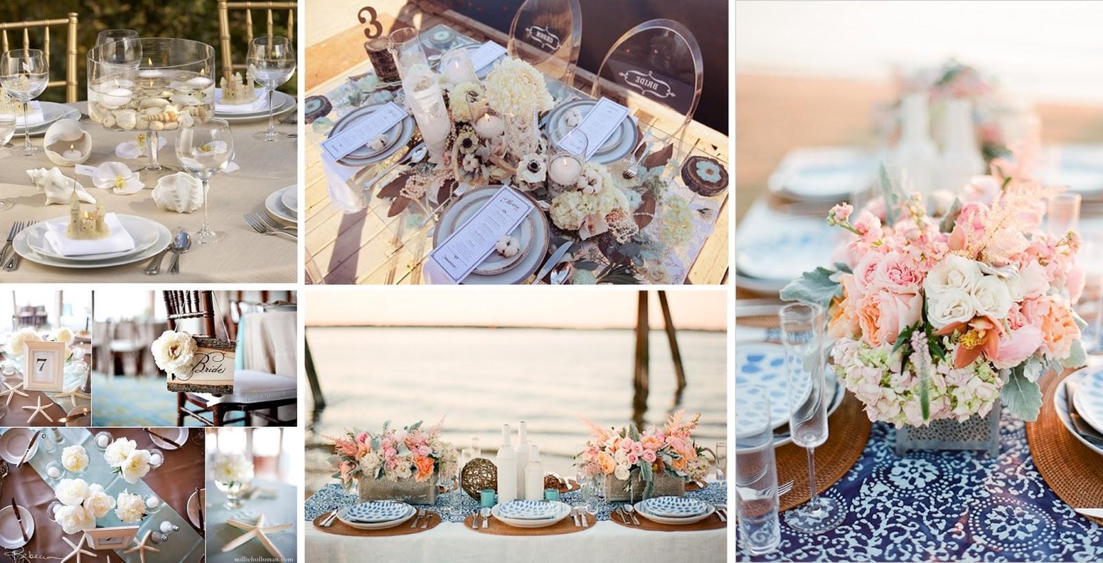 Bodas en la playa paperblog - Decoracion boda playa ...