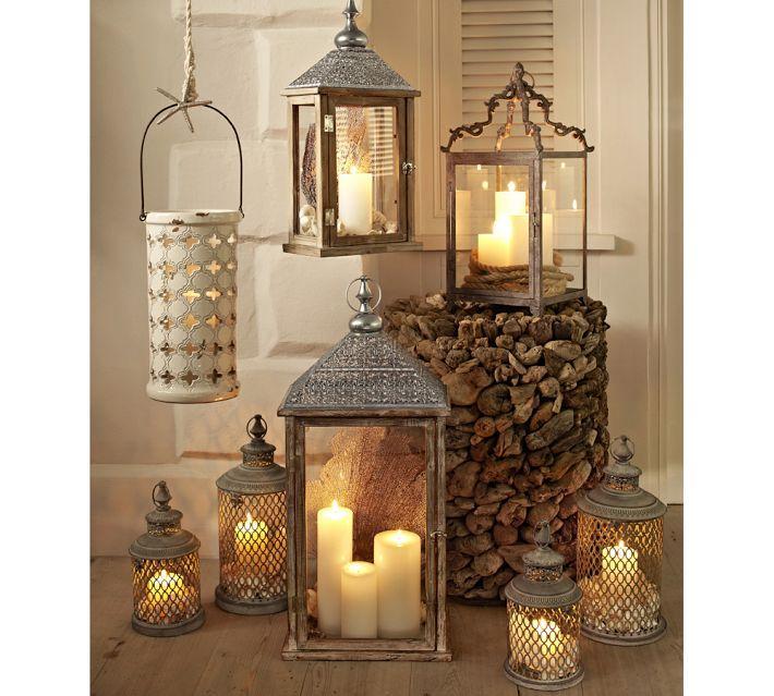 Tendencia decora con faroles paperblog for Decoracion del hogar con velas