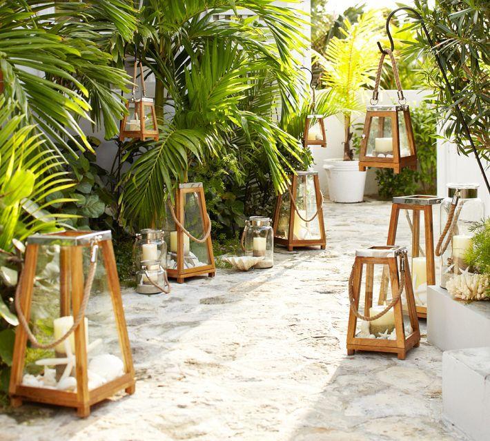 Tendencia decora con faroles paperblog for Faroles para jardin exterior