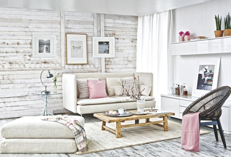 Salones con encanto paperblog - Decoracion de salones estilo romantico ...