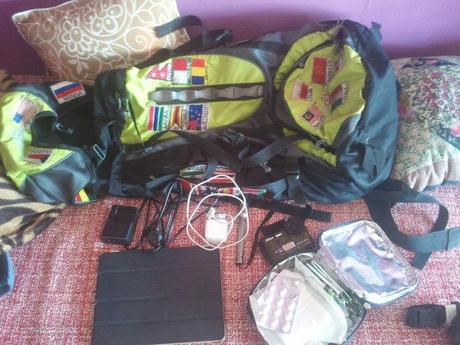 Preparativos viaje a China y Turquía