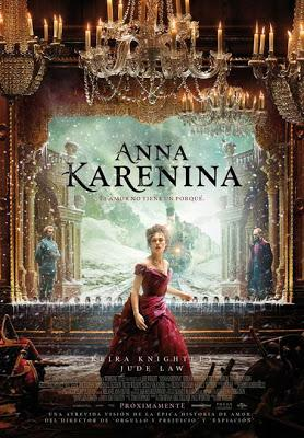 """Anna Karenina"" (Joe Wright, 2012)"