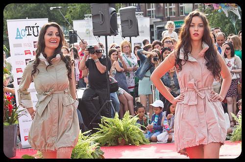 Desfile ACTUA 2013