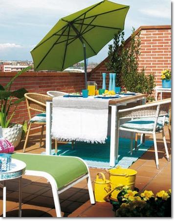 Deco ideas para tu terraza paperblog for Ideas para hacer una terraza