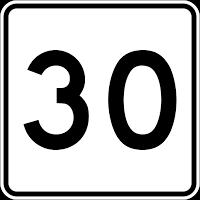 Señal 30