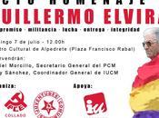 Homenaje Guillermo Elvira Alpedrete