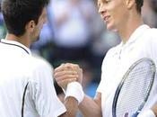 Djokovic derrota Berdych pasa semifinales contra Potro