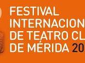 Festival Teatro Clásico Mérida, julio agosto