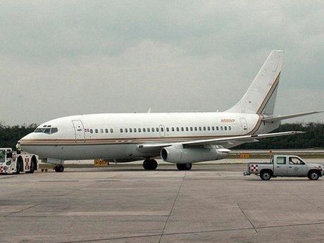 Boeing 737: $62 Millones - Dueño: Rupert Murdoch