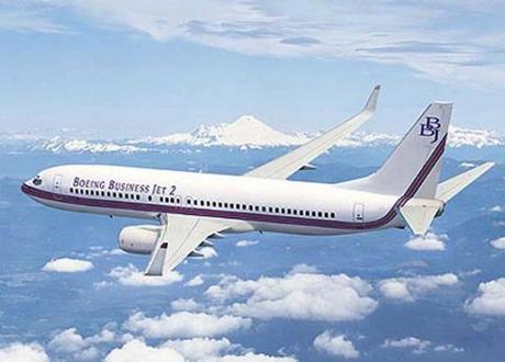 Boeing Business Jet 2: $73 Millones - Dueño: Mukesh Ambani