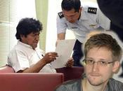 verdades sobre caso Morales/Edward Snowden