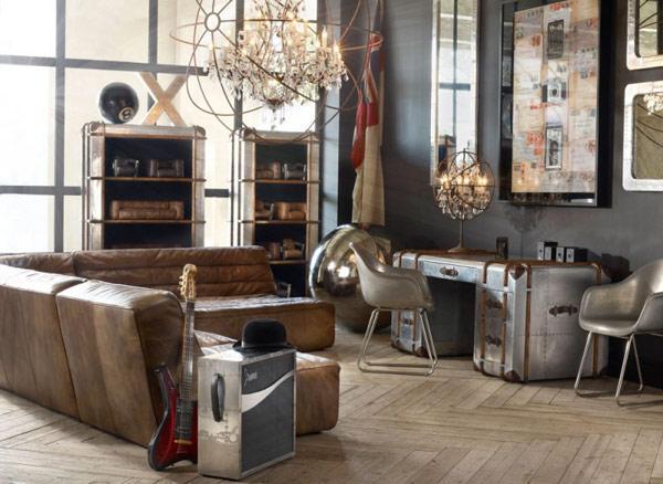 salones vintage al mas puro estilo americano paperblog