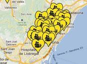 Puntos recogida solidaria juguetes Barcelona