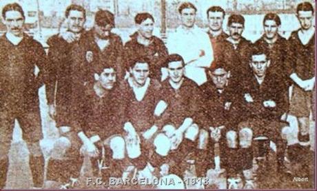 BARÇA 1918