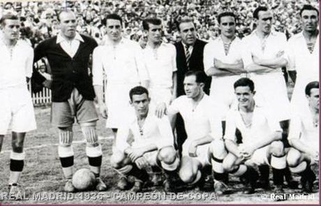 REAL MADRID 1936