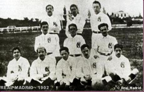 REAL MADRID 1902