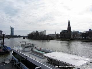 Panorámica de Frankfurt