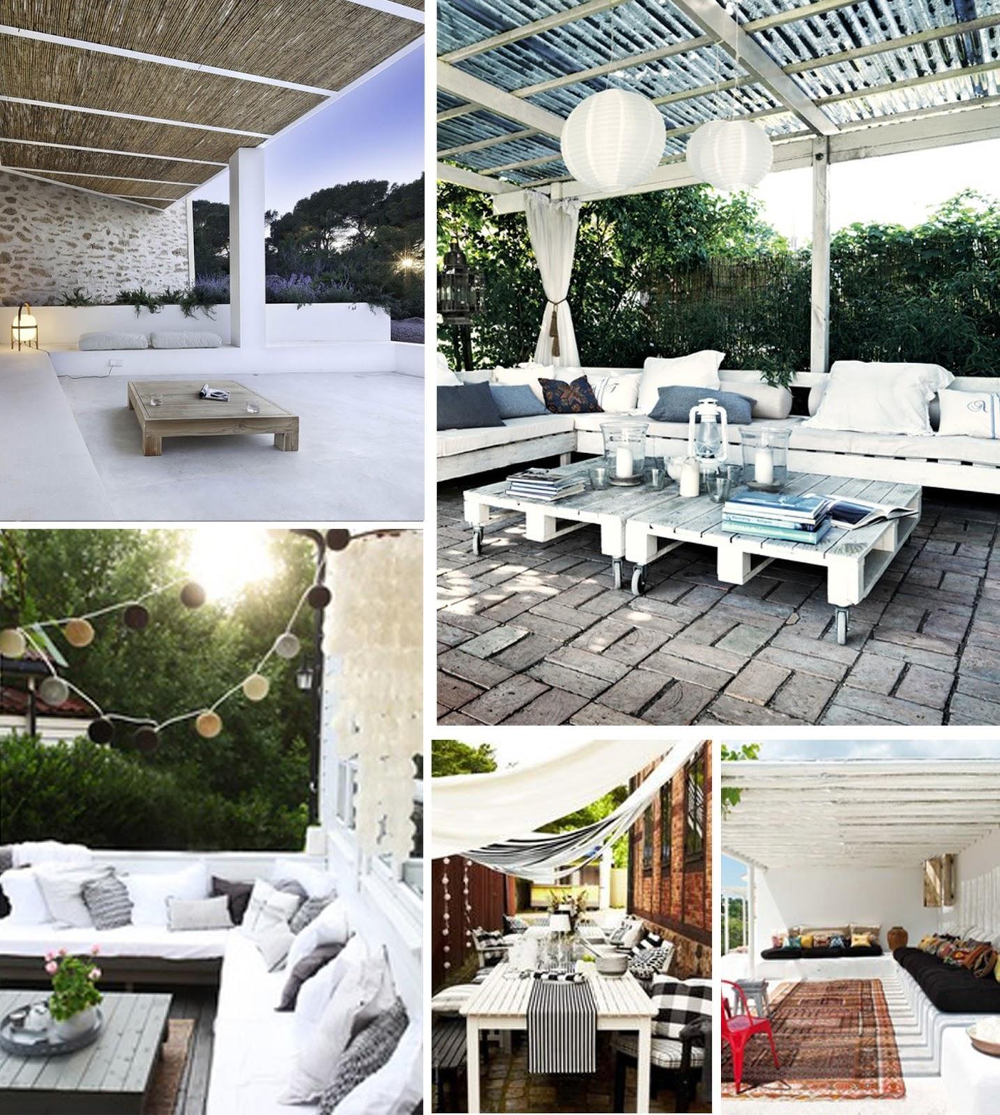 Jardines y terrazas decoreition for Decoracion terrazas modernas