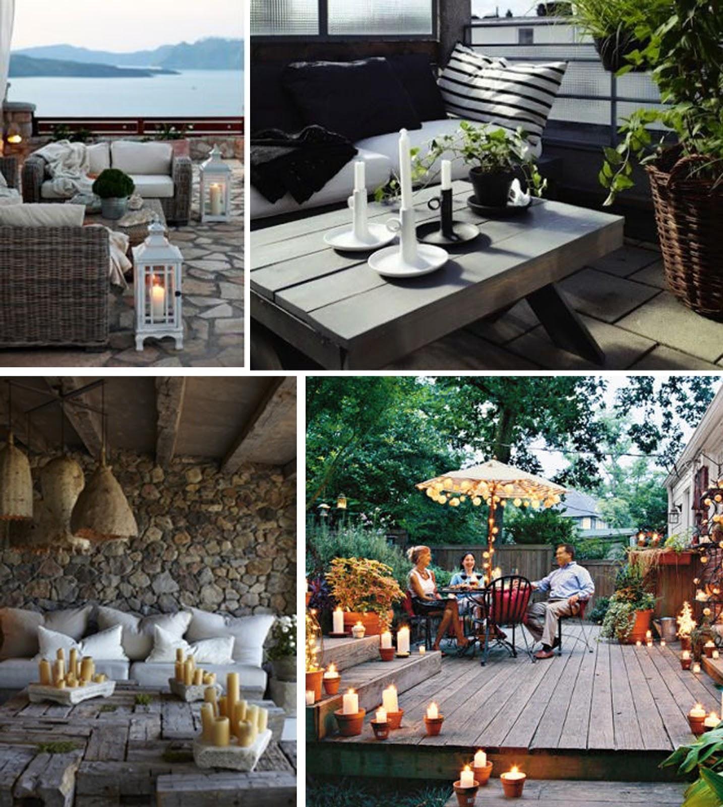 Decoraci n jardines y terrazas paperblog - Decoracion jardines y terrazas ...