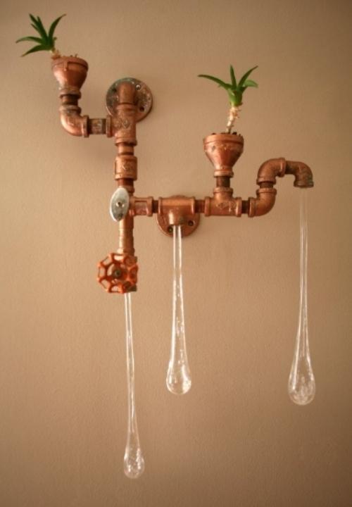 frozenwater 6 Lámparas que No lo parecen   Objetos Cotidianos Hechos Luz