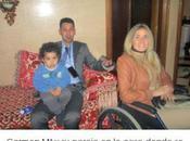 Testimonio alumna @CrmfSf sobre falta #accesibilidad #barreras viaje Marruecos