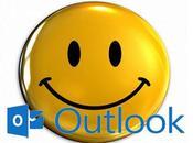 Enviar correo Outlook emoticones