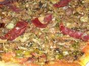 Pizza capricciosa duomo florencia