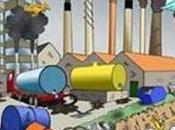 Contaminacion ambiental según contaminante