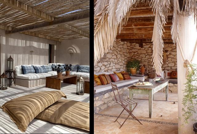 Terrazas de estilo mediterraneo paperblog - Decoracion estilo mediterraneo ...